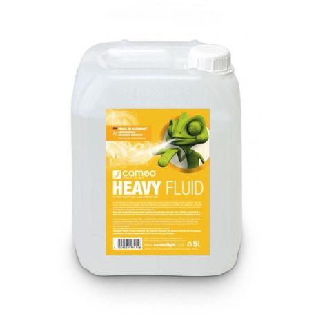 Cameo Heavy Fluid 5L líquido para máquina de humo 5 litros