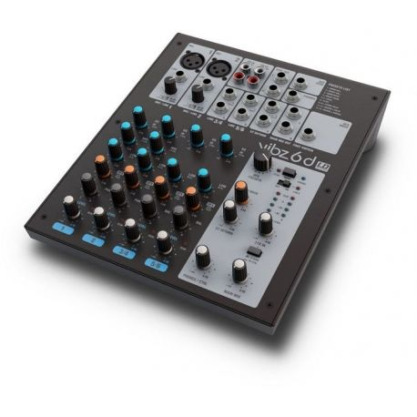 LD Systems VIBZ 6D mesa de mezclas analógica