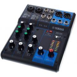 Yamaha MG06 mesa de mezclas analógica