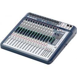 Soundcraft Signature 16 mesa de mezclas analógica