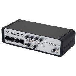 INTERFACE M AUDIO USB MIDI 4 CANALES PHANTON POWER