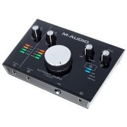 INTERFACE M AUDIO 2 X2 AUDIO USB Y MIDI 24 BIT 2 CANALES PHANTON