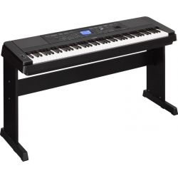 Yamaha DGX-660 portable grand piano electrónico digital