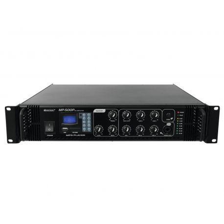 Omnitronic MP-500P etapa de potencia profesional