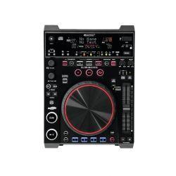 LECTOR CD OMNITRONIC CD MP3 2 X USB ,USB MIDI ANTI SHOOCK