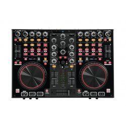 CONTROLADORA OMNITRONIC VIRTUAL DJ LE INCL.