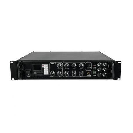 Omnitronic MPVZ-250.6P etapa de potencia profesional