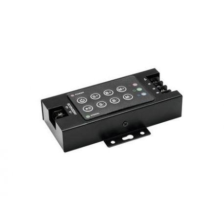 CONTROLADOR EUROLITE TIRA LED RGB CON PROG. 12-24V 360W