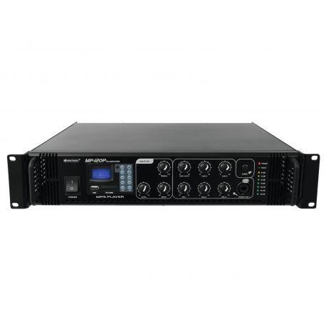 Omnitronic MP-120P etapa de potencia profesional