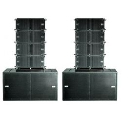 SISTEMA AUTOAMPLIFICADO LINE ARRAY DB TECHNOLOGIES DVA K5