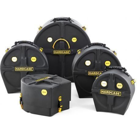 Hardcase Drum Case Set HFusion