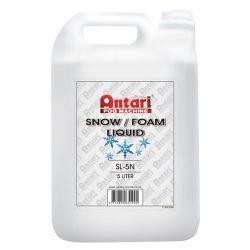 GARRAFA LIQUIDO NIEVE SNOW 5 LITROS
