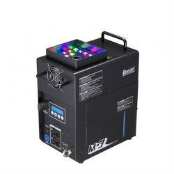 Antari M-7 RGB máquina de humo portátil vertical con led
