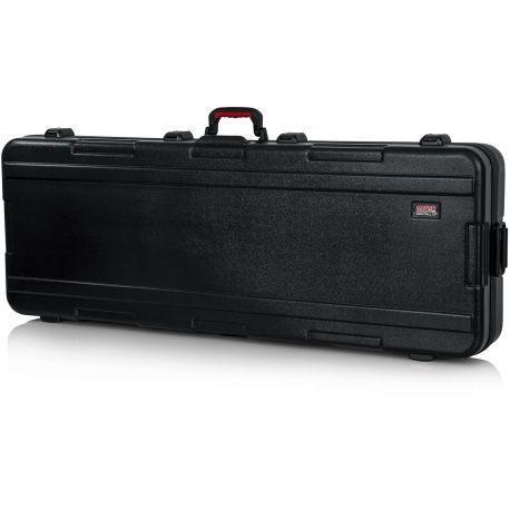 ESTUCHE TECLADO GATOR CASE 76 NOTA 1308X457X140 MM INTERIOR