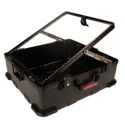 Gator cases G-MIX-12 PU funda en rack con pop-up