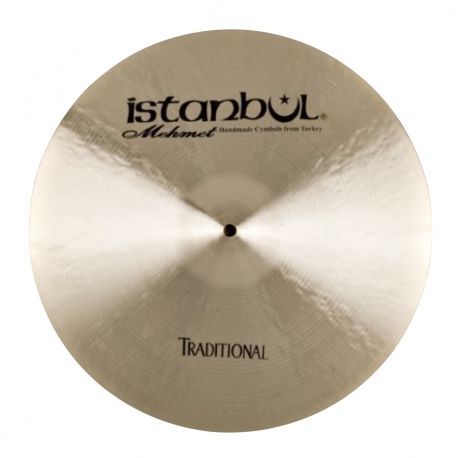 "Istanbul Mehmet 17"" Medium Crash Traditional"
