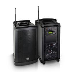LD Systems Roadman 102 altavoz portátil inalámbrico con usb y batería