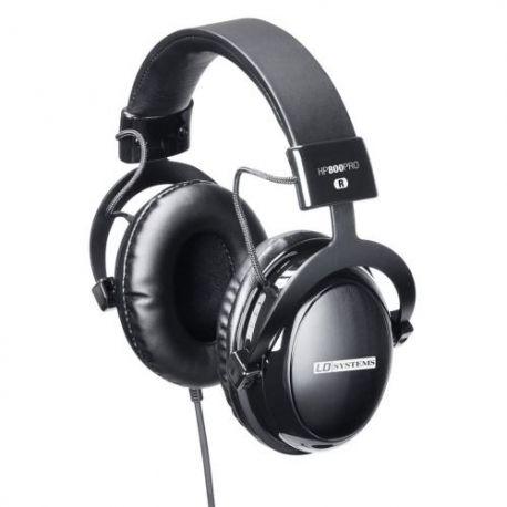 LD Systems LDHP800PRO auriculares de estudio profesionales