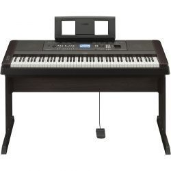 Yamaha DGX-650 portable grand piano electrónico digital