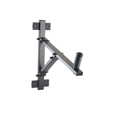 K&M 24110 Wall Bracket BK
