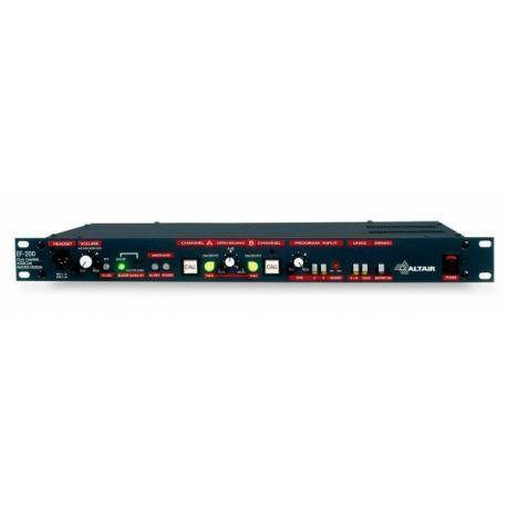 Altair EF-200 estación maestra de dos canales