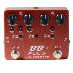 PEDAL XOTIC BB PLUS