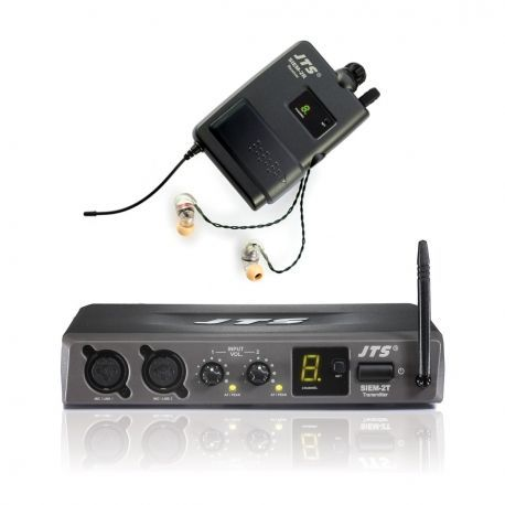 JTS SIEM-2T-IE-1 sistema de monitor in ear inalámbrico