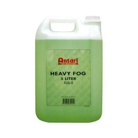 Antari FLG-5 líquido para máquina de humo 5 litros