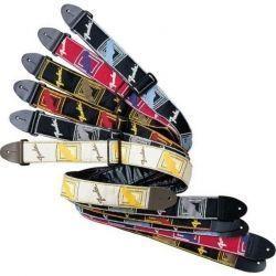 Fender Monogramm Strap BYB