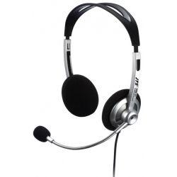 JTS HPM-12 auriculares de estudio profesionales con micrófono