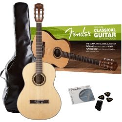 Fender FC-100 Classical Pack