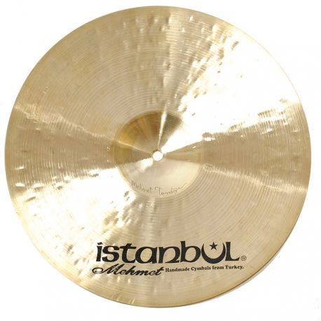 PLATO ISTANBUL 13P HI HAT TRADITIONAL MEDIUM