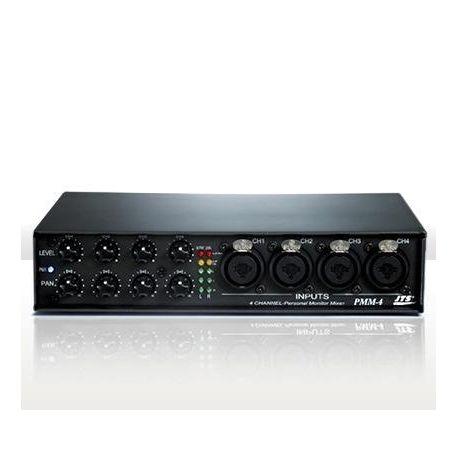 JTS PMM-4 mezclador de microfonos