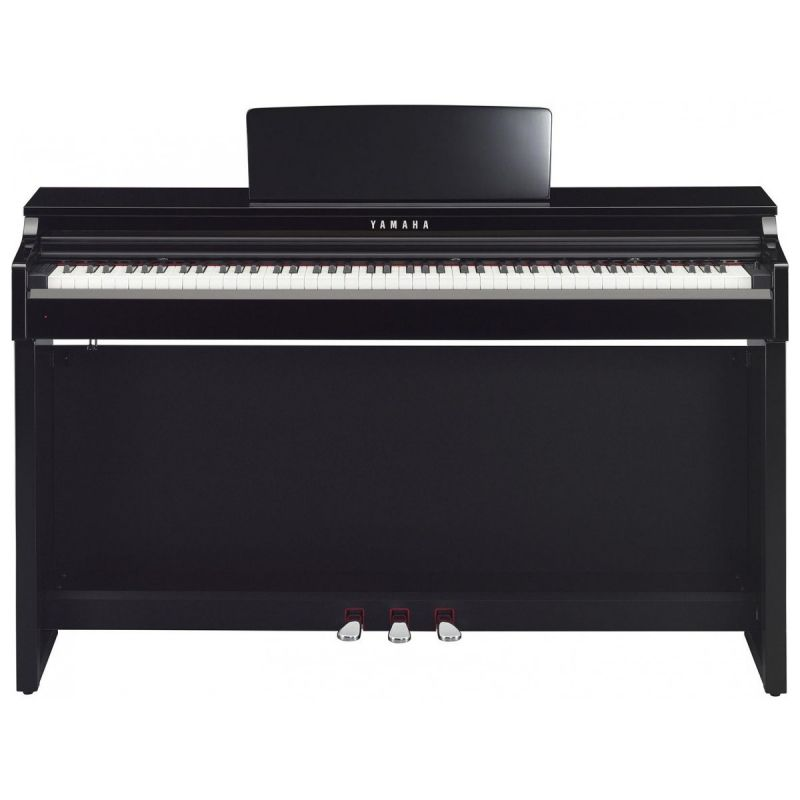 yamaha clavinova clp 525 piano electr nico digital. Black Bedroom Furniture Sets. Home Design Ideas