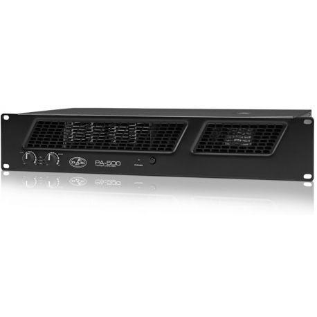 Das Audio PA-500 etapa de potencia profesional