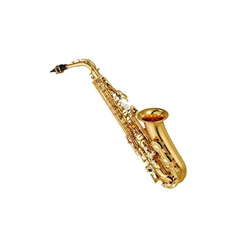 saxofon yamaha alto lacado oro hipermusic. Black Bedroom Furniture Sets. Home Design Ideas