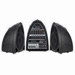 American DJ Audio PPA-210 altavoces portátiles Usb