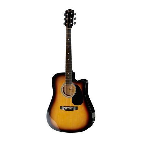 Fender Squier SA-105CE SB