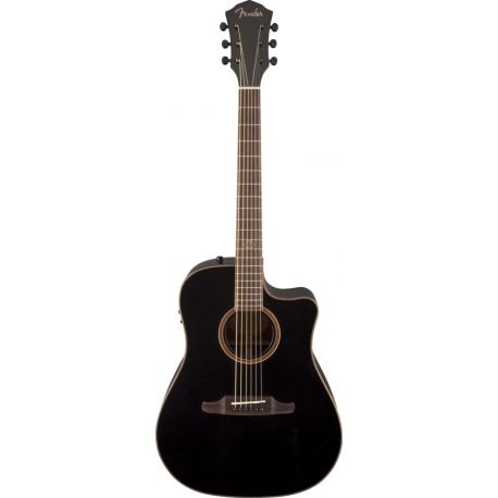 Fender F-1020SCE BK Dreadnought