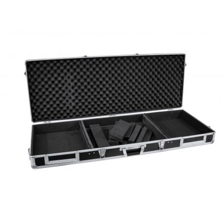 FLIGHTCASE ROADINGER 1230 X 455 X 160 MM EXTERI.2 CD +MIXER