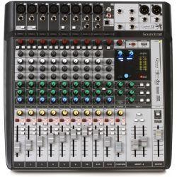 Soundcraft Signature 12 MTK mesa de mezclas analógica