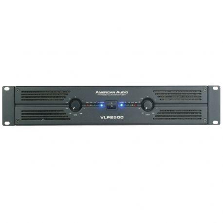 American Audio Dj VLP2500 etapa de potencia profesional