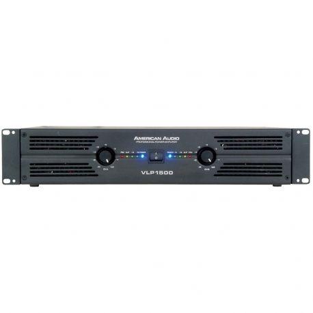 American Audio Dj VLP1500 etapa de potencia profesional
