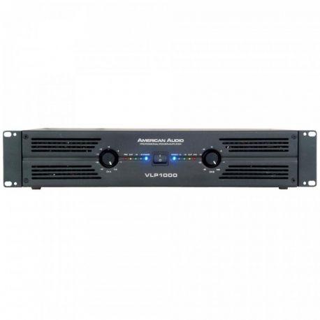 American Audio Dj VLP1000 etapa de potencia profesional