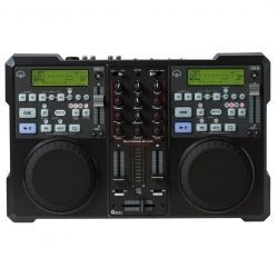 LECTOR CD AMERICAN DJ CD+MIXER MP3