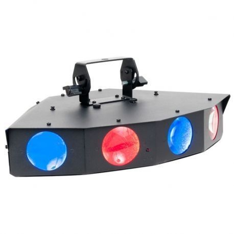 EFECTO ILUMIN AMER.DJ MOONFLOWER 25X1W LED DMX