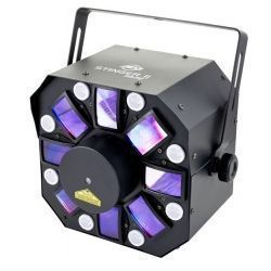 ADJ STINGER EFECTO ILUMINACION MOONFLOWER LED RGBWAP