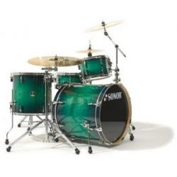 BATERIA F2007 STUDIO 1 DARK GREEN
