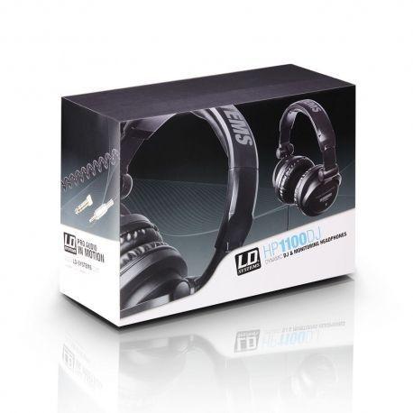LD SYSTEM DYNAMICO LDHP1100DJ 45 OHM DJ