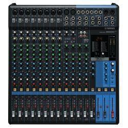Yamaha MG16XU mesa de mezclas analógica